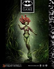 Batman Miniature Game: Poison Ivy (Arkham) Knight Models