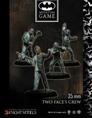 Batman Miniature Game: Two Face's Crew Starter Knight Models