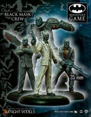 Batman Miniature Game: Black Mask Crew Starter Knight Models