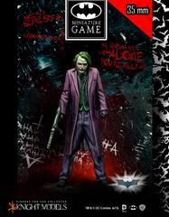 Batman Miniature Game: Joker (Heath Ledger) Knight Models