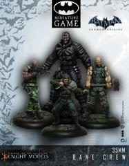 Batman Miniature Game: Bane Crew Starter Knight Models