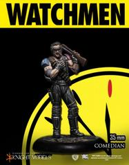 Batman Miniature Game: The Comedian Watchmen Premium Figure Knight Models