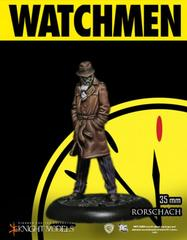 Batman Miniature Game: Rorschach Watchmen Premium Figure Knight Models