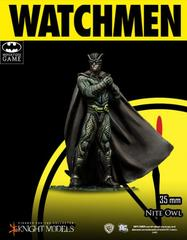 Batman Miniature Game: Nite Owl Watchmen Premium Figure Knight Models