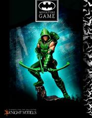 Batman Miniature Game: Green Arrow Knight Models