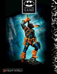 Batman Miniature Game: Deathstroke (Comics) Knight Models