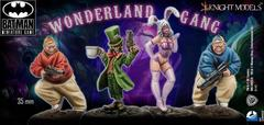 Batman Miniature Game: Wonderland Gang Starter Knight Models