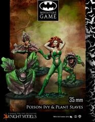 Batman Miniature Game: Poison Ivy & Plant Slaves Starter Knight Models