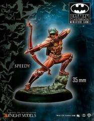 Batman Miniature Game: Speedy Knight Models
