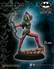 Batman Miniature Game: Nyssa Al Ghul Knight Models