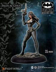 Batman Miniature Game: Talia Al Ghul (Comic) Knight Models