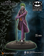 Batman Miniature Game: Joker (The Killing Joke) Knight Models