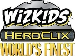 DC HeroClix: World's Finest Teleporter Case Incentive miniature wizkids
