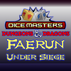 Dungeons & Dragons Dice Masters: Faerun Under Siege Booster Pack wizkids