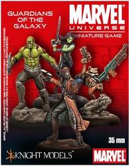 Marvel Universe Miniature Game: Guardians of the Galaxy Starter Set Knight Models