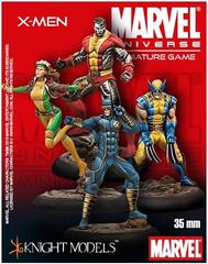 Marvel Universe Miniature Game: X-Men Starter Set Knight Models