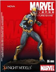 Marvel Universe Miniature Game: Nova Knight Models
