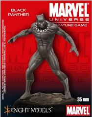 Marvel Universe Miniature Game: Black Panther Knight Models