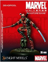 Marvel Universe Miniature Game: Deadpool Knight Models