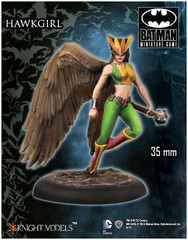 Batman Miniature Game: Hawkgirl Knight Models