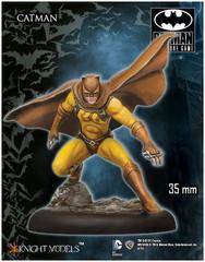 Batman Miniature Game: Catman Knight Models