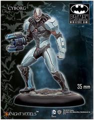 Batman Miniature Game: Cyborg Knight Models