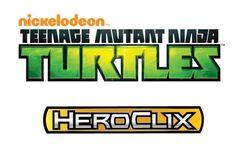 Heroclix: TMNT Teenage Mutant Ninja Turtles 24-ct display