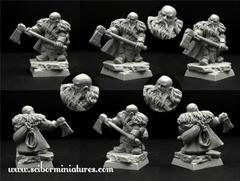Fantasy Miniatures: Dwarf Ranger #3 Scibor Monstrous MIniatures