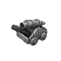 Fantasy Miniatures: Cannon Spellcrow