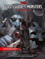 Dungeons and Dragons RPG: Volo's Guide to Monsters WotC