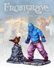 Frostgrave: Genie & Lamp North Star Miniatures
