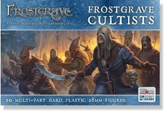 Frostgrave: Cultists North Star Miniatures