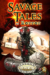 Savage Worlds RPG: PRESALE Savage Tales of Horror - Volume 2 LE Pinnacle