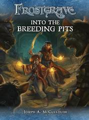 Frostgrave: Into The Breeding Pits supplement Osprey