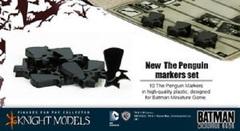Batman Miniature Game: Penguin Game Markers (10) Knight Models