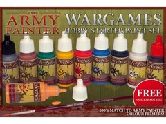 The Army Painter: Hobby Starter Paint Set WP8003