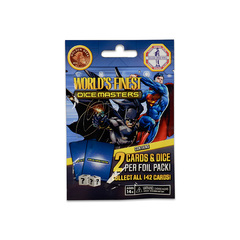 DC Dice Masters: World's Finest booster pack wizkid