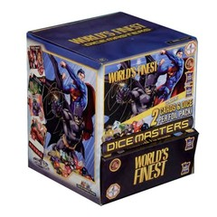 DC Dice Masters: World's Finest 90-ct Booster Display wizkid