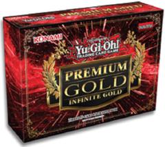 Yu-Gi-Oh! TCG: Premium Infinite Gold pack