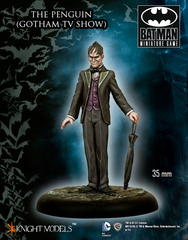 Batman Miniature Game: Penguin ( Gotham TV Show ) Knight Models