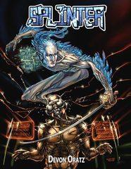 Splinter RPG: PRESALE core rulebook End Transmission Games