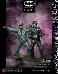 Batman Miniature Game: Mobster Set I Knight Models