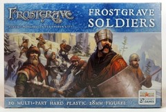 Frostgrave: Soldiers North Star Miniatures