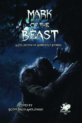 Mark of the Beast: PRESALE A Collection of Werewolf Stories (Softcover) Chaosium