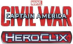 Marvel HeroClix: Captain America Civil War Booster Pack wizkids