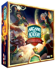 Arcane Academy: board game IDW
