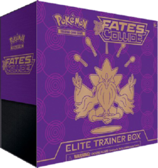 Pokemon: XY Fates Collide Elite Trainer Box