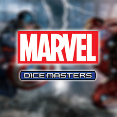 Marvel Dice Masters: Civil War booster pack