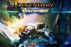 Legendary Encounters: Firefly base/core set deck building game