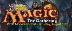 Event Ticket: PPTQ 2018
